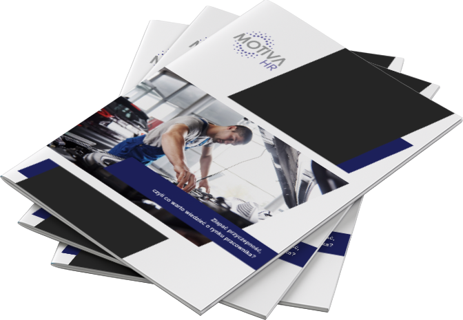 Motiva HR - broszury